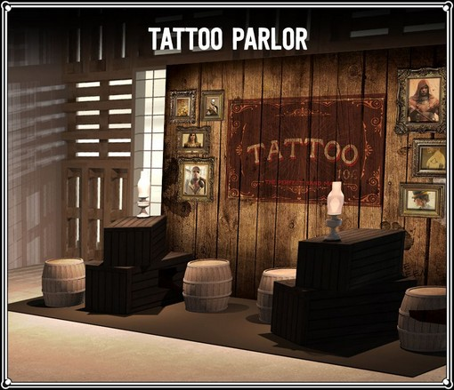 Assassin 39 s creed syndicate the tour forums for Tattoo shop games