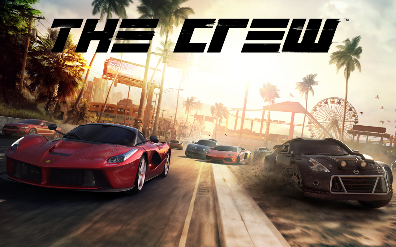 The Crew® Game Wallpapers
