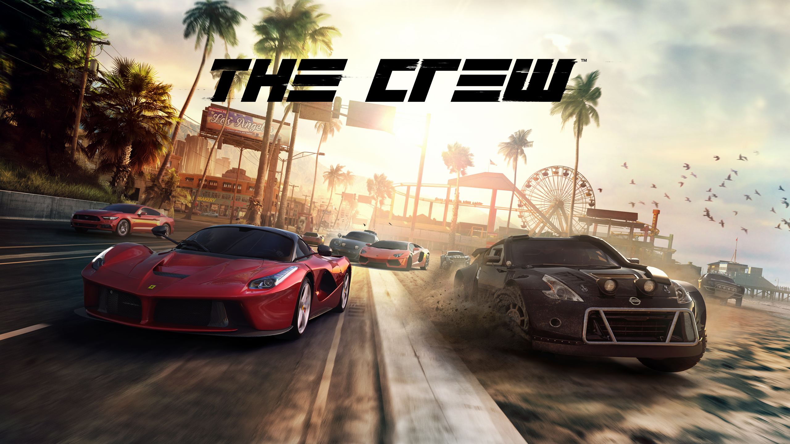 Download Wallpaper New Dawn Ubiclub: The Crew® Game Wallpapers