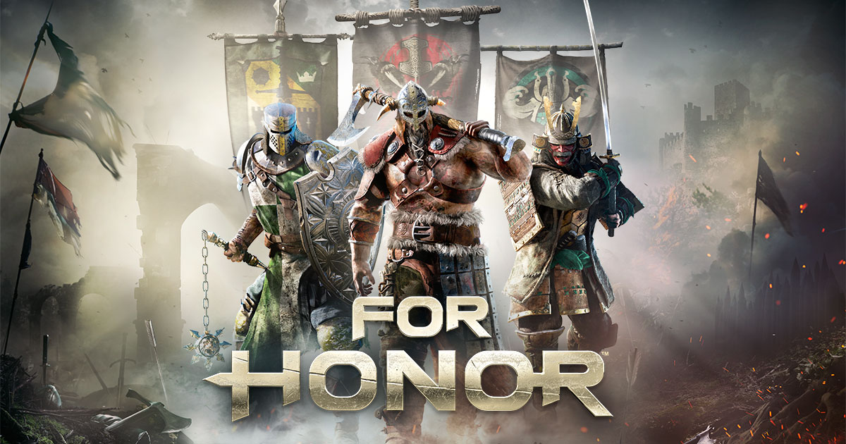 For Honor: Available now on PS4, Xbox One, PC | Ubisoft (US)